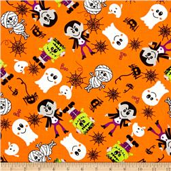 Halloween l Icons Orange