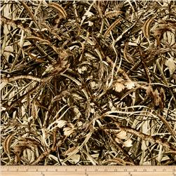 Camo Ground Cover Tan Fabric