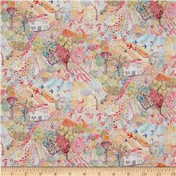 Liberty of London Tana Lawn Royal Oak House Multi