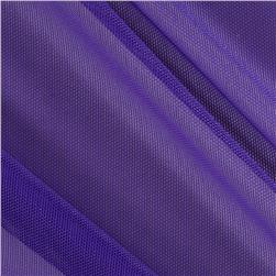 Spandex Stretch Illusion Shaper Mesh Purple