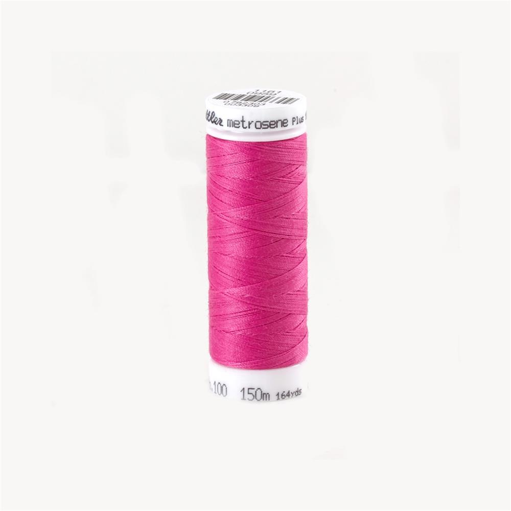 Mettler Metrosene Plus Polyester All Purpose Thread Pink Orchid
