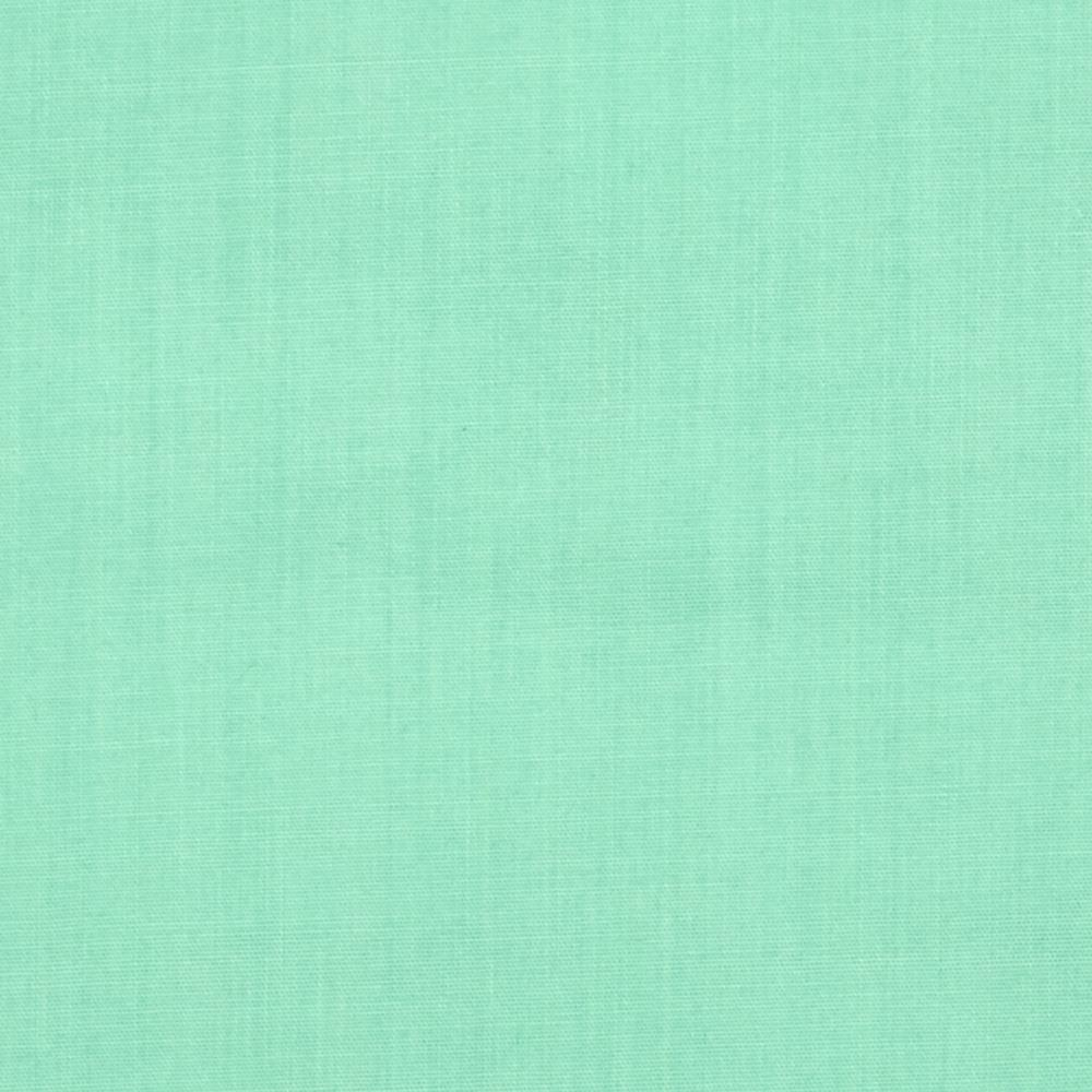 Cotton Blend Broadcloth Green