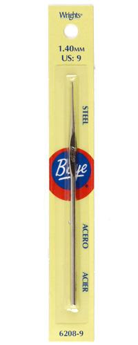 Boye Steel Crochet Hook 5'' Size 9