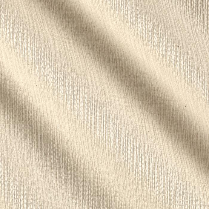 Kaufman Raw & Refined 4.5 oz. Dobby Small Plaid Ivory