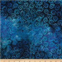 Batavian Batiks Wild Seeds Midnight Jewels
