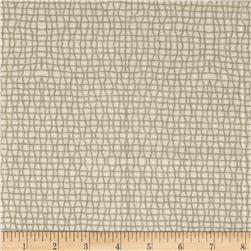 Parson Gray Empire Flannel Fishnet Sandstone