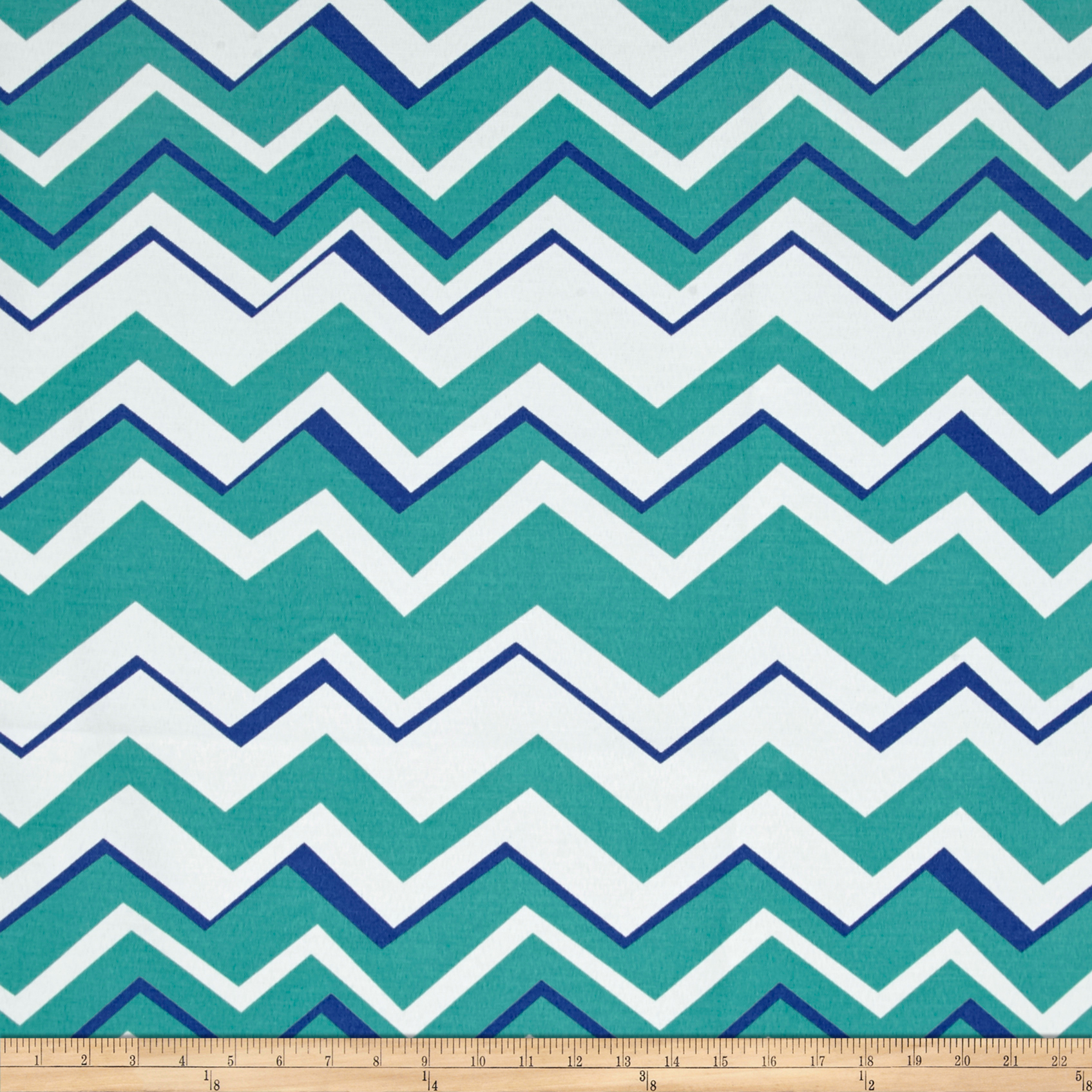 Richloom Indoor/Outdoor Tempest Aqua Fabric by TNT in USA