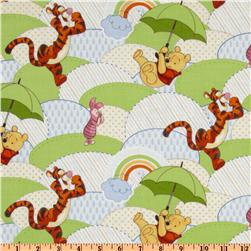 Pooh Umbrella Hills Multi