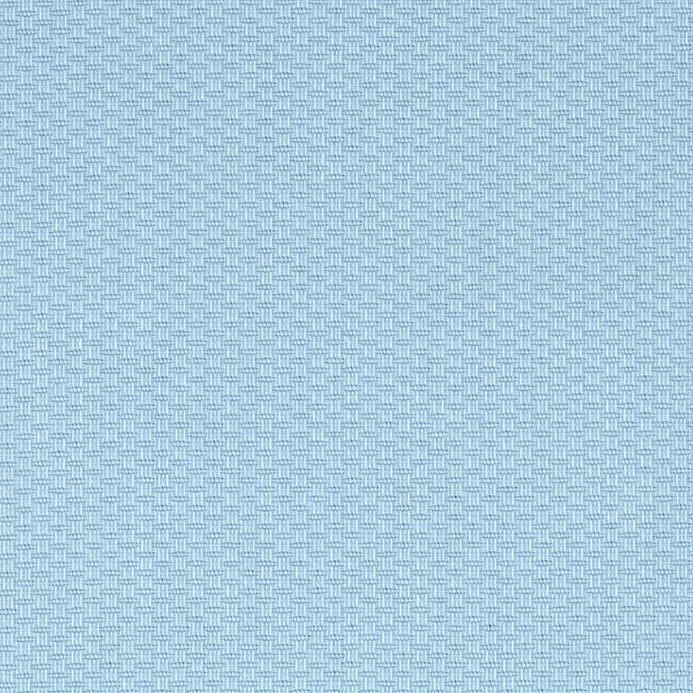 Cotton Pique Baby Blue