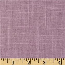 Slub Cotton Voile Shirting Violet
