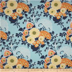 Joel Dewberry Botanique Bold Bouquet Deep Fabric