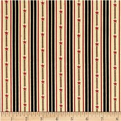 By the Sea Bay Star Stripe Tan/Multi