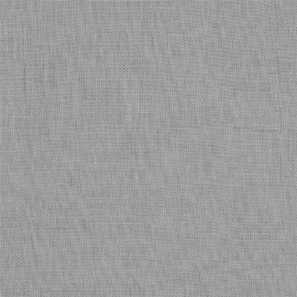 Cotton Voile Solid Light Grey