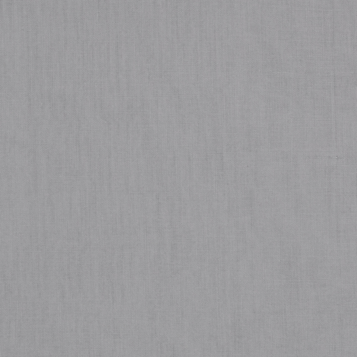 Cotton Voile Solid Light Grey Fabric