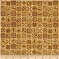 Bountiful Quilt Blocks Tan