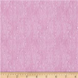 Gentle Forest Woodgrain Pink