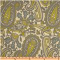 Premier Prints Henna Paisley Summerland Natural