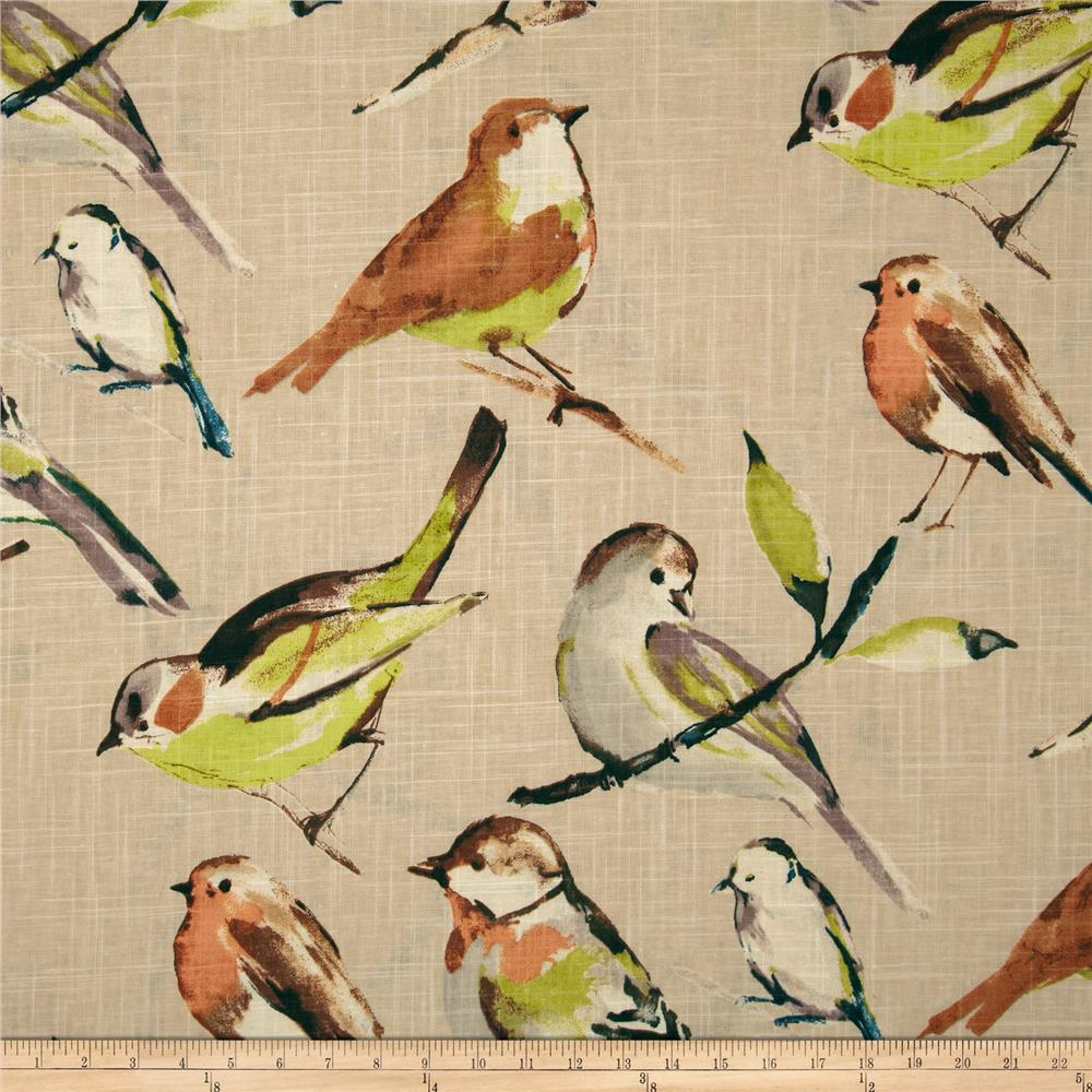 Richloom Birdwatcher Linen