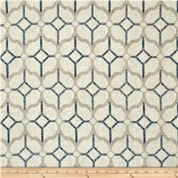 Magnolia Home Fashions Rockaway Navy