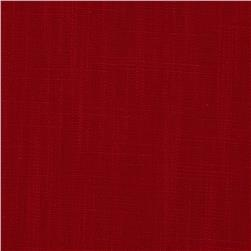 Robert Allen @ Home Slubbed Weave Red Laquer