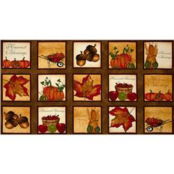 Beauty of Autumn Panel Multi
