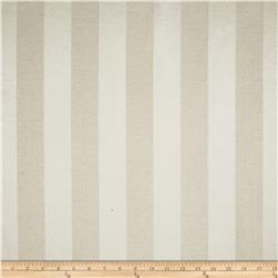 World Wide Naturally Washed Collection Libby Stripe Jacquard Natural