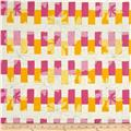Moda Quilt Blocks Bars Spectrum