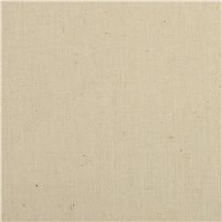 108'' Wide Colonial Premium Muslin Natural Fabric