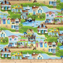 Seaside Village Scenic Multi