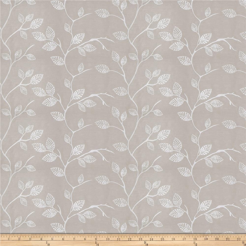 Trend 02949 Embroidered Linen