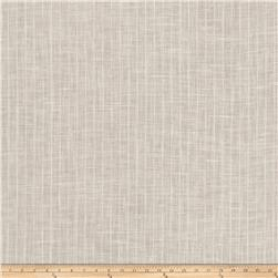 Fabricut Straight Away Linen Off-White