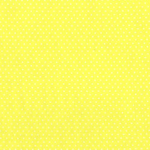 Pin Dot Bright Yellow