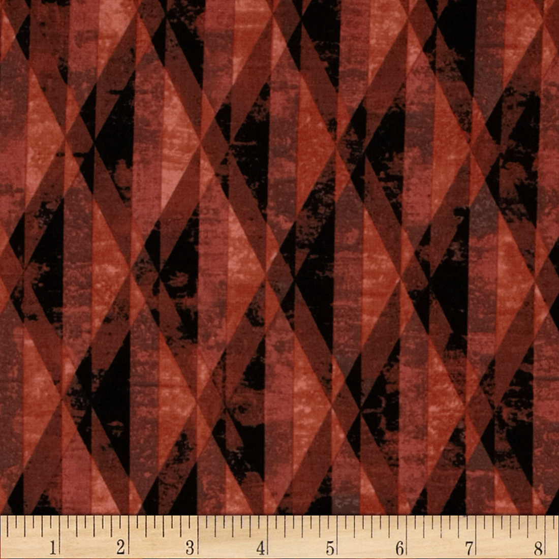 Michael Miller Diamond Prism Sunset Fabric