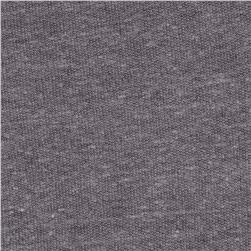 Tri Blend French Terry Heather Gray