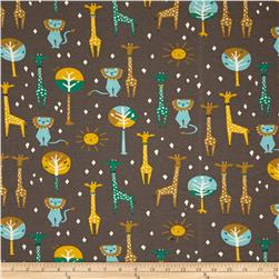 Birch Organic Knit Happy Town Pals Shroom