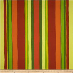 Robert Allen Indoor/Outdoor Beach Front Stripe Citrus