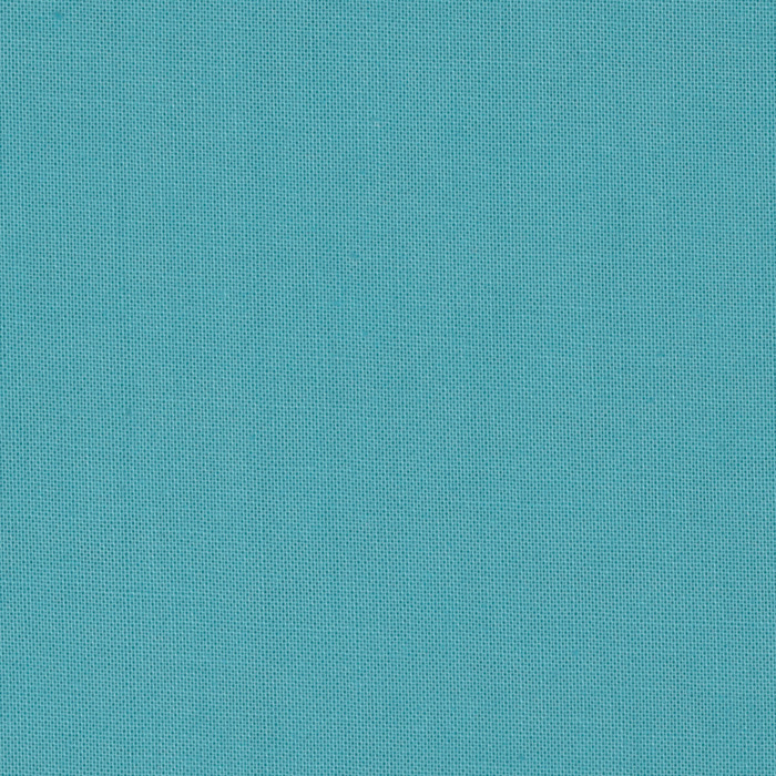 Stella Cotton Solid Teal Fabric