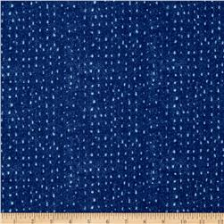 Ella Dot Dark Blue