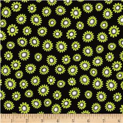 Kanvas Tempo Posey Black/Lime