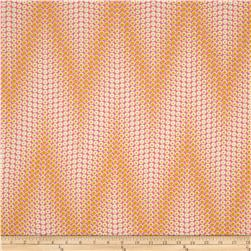 Joel Dewberry Bungalow Zigtone Maize Fabric