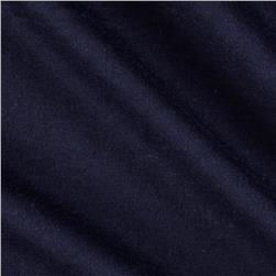 Designer Cotton Jersey Knit Dark Navy