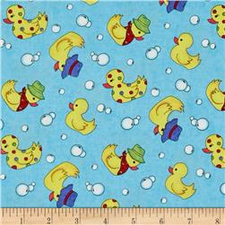 Kountry Kiddos Rubber Duckies Blue