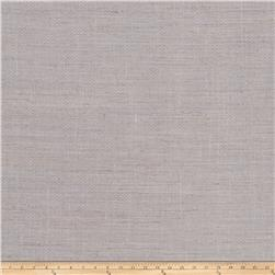 "Fabricut Wilhelmina 125"" Sheer Linen Blend Grey"