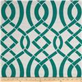 Richloom Solar Outdoor Empire Teal