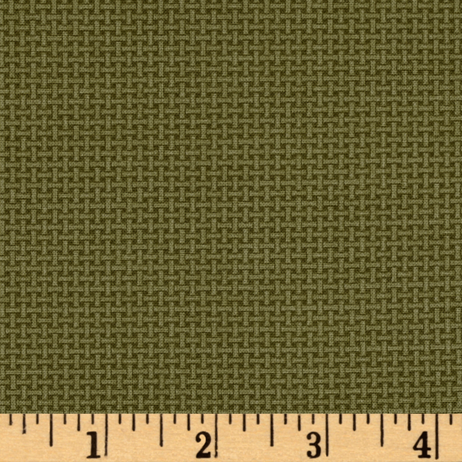 Chelsea Solid Olive Fabric by Fabri-Quilt in USA