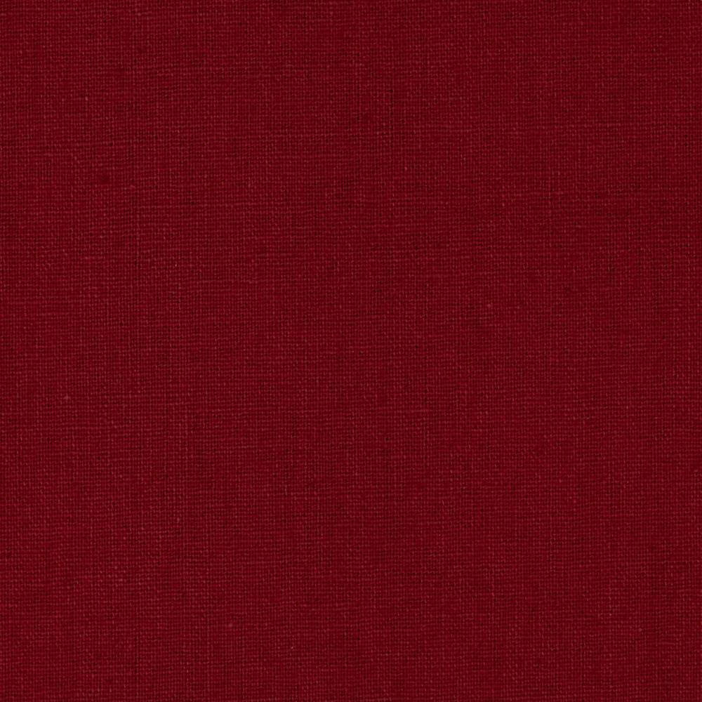 Kaufman essex linen blend wine discount designer fabric for Fabric cloth material
