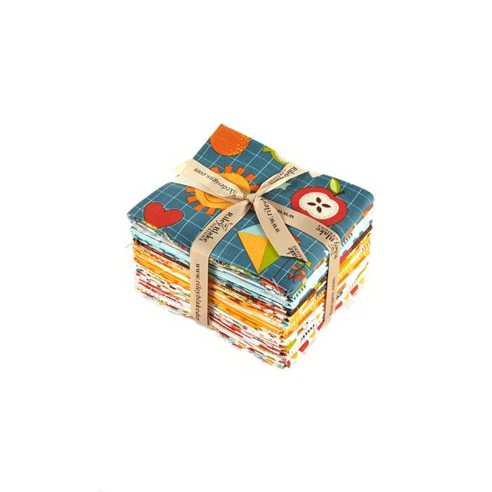 Riley Blake School Days Fat Quarter Multi