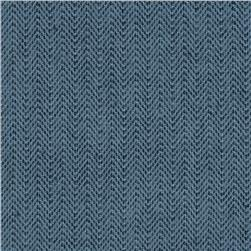 Primo Plaids Flannel Textured Blue