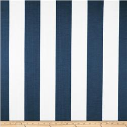 RCA Sheers Uno Vertical Stripe Navy