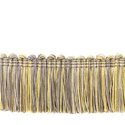 "Trend 2"" 02495 Brush Fringe Citrine"